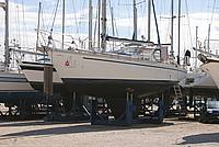 S/Y MELMAR Y on the hard - Port Napoéon / South France - up for sale